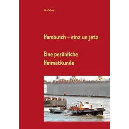 Hambuich - einz un jetz - eBook