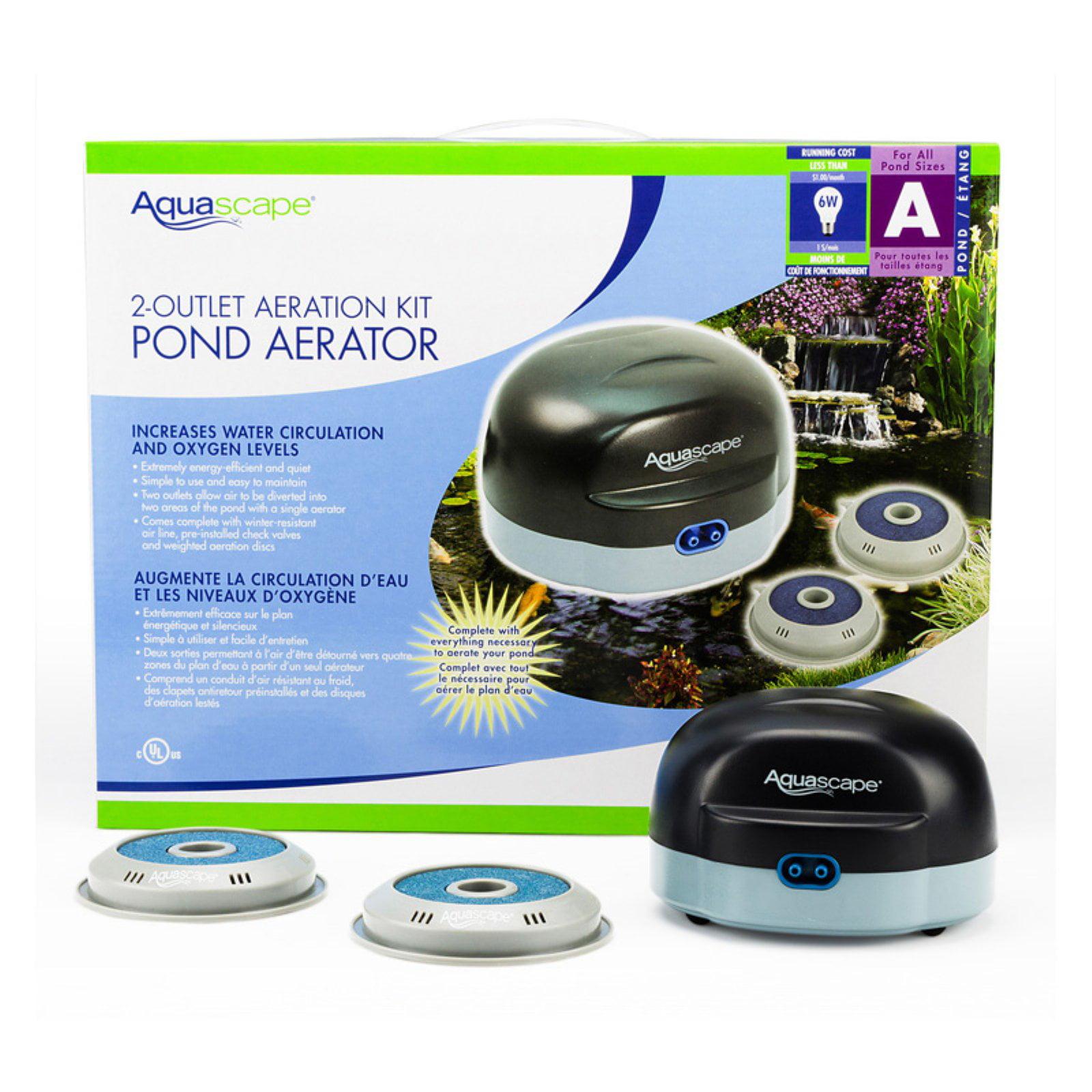 Aquascape 2-Outlet Pond Aerator