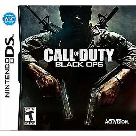 Call of Duty: Black Ops - Nindendo Ds (Refurbished) CO Cartridge