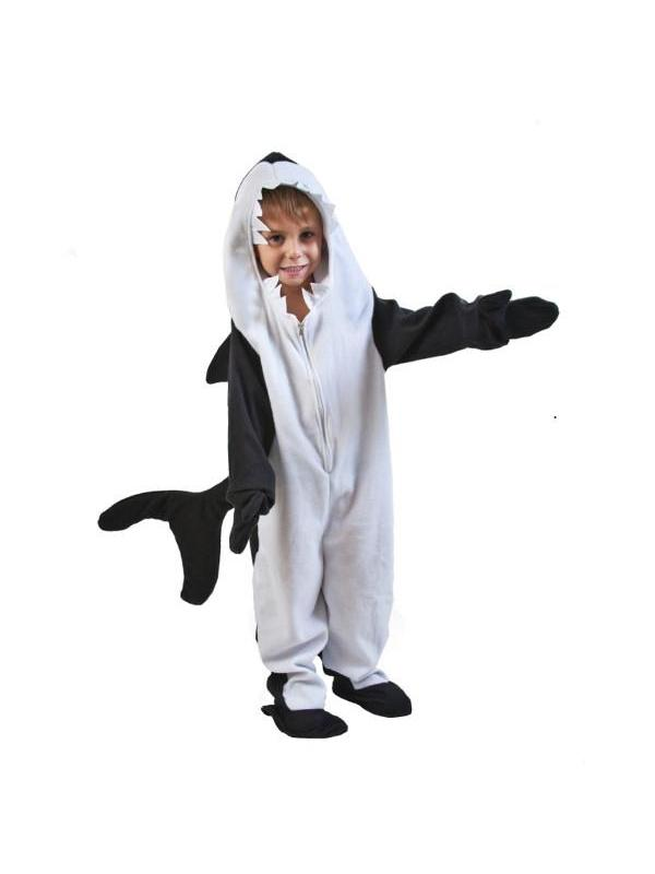 Child Killer Whale Costume by