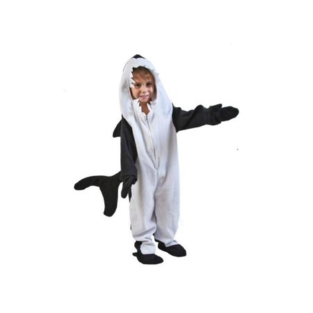 Child Killer Whale Costume (Jigsaw Killer Costume)