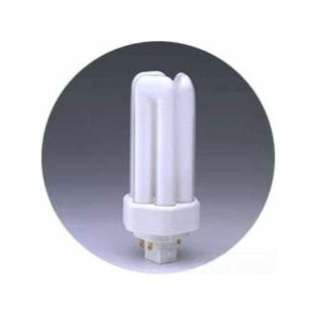 26 Watt 2 Pin - Sylvania 20882 - CF26DT/E/IN/841/ECO - 26 Watt CFL Light Bulb 4 Pin GX24q-3 Base - 4100K -