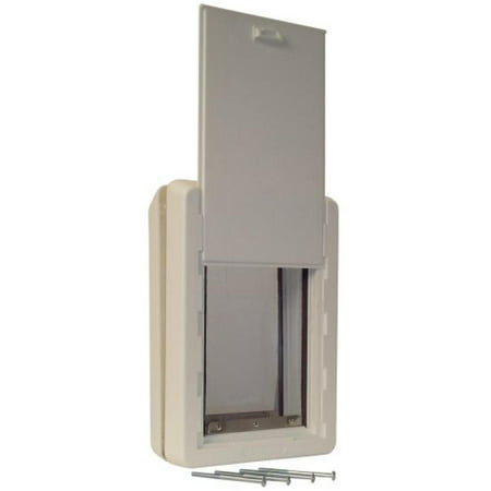 Perfect Pet All Weather Pet Door Super Large - (15W x 23.5H) (Patio Dog Door Super Large)