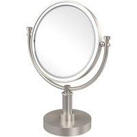 "8"" Vanity Top Make-Up Mirror, 2x Magnification (Build to Order)"