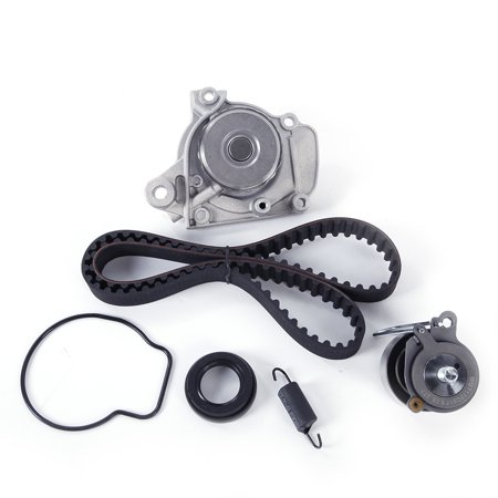 - Ktaxon Timing Belt Water Pump Tensioner Kit For 01-05 Honda Civic 1.7L L4 SOHC D17A