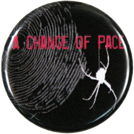 A Change Of Pace - Spider Button ()
