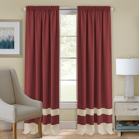 Double Wall Polycarbonate Panels (Solid Window Curtain Panel Double Layered Rod Pocket Panel, Tier & Valance)