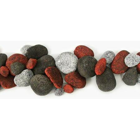 Enhance A Fire CB-SM Luxury Stone Media - Chalcedony Bloodstone