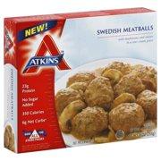 Atkins? Swedish Meatballs 9 oz. Box