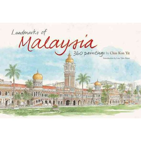 Landmarks Of Malaysia  360 Paintings