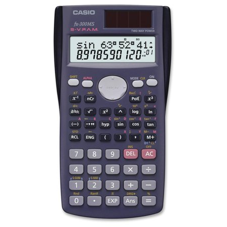 Casio Fx 300Msplus Scientific Calculator