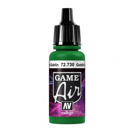 Acrylicos Vallejo VJP72730 Game Air Goblin Green Acrylic Paint - image 1 of 1