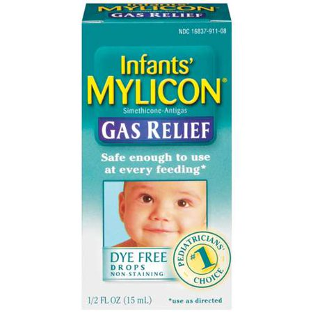 Natural Infant Gas Relief Drops