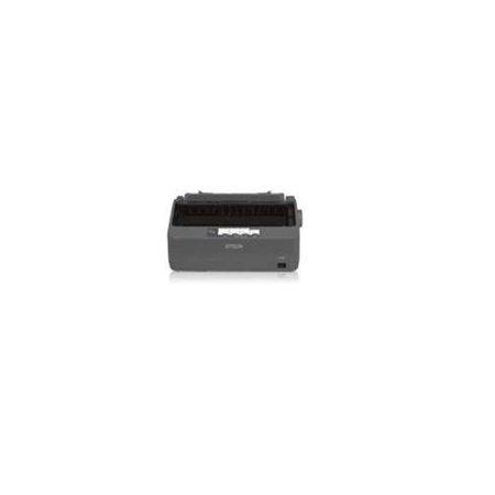 Epson C11CC24001 LX 350 - Printer - monochrome - dot-matrix - 9 pin - up to 357 char/sec - parallel USB serial