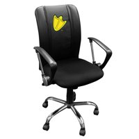 University of Oregon Ducks Curve Task Chair with Secondary logo