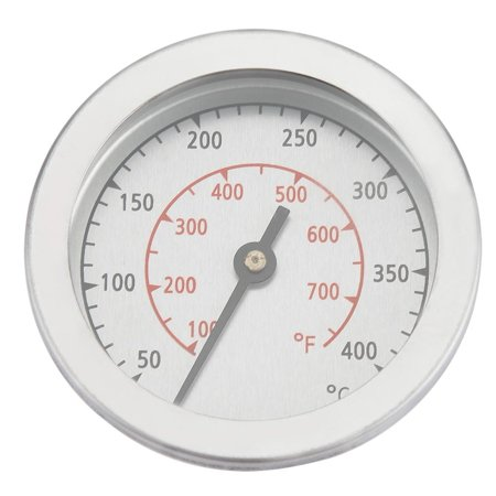 Image of Mgaxyff 100~700℉ BBQ Grill Thermometer Temperature Gauge Analog Dial Double Scale, BBQ Temperature Gauge,Thermometer