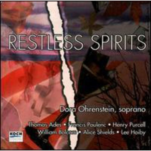 RESTLESS SPIRITS [ADŠS, THOMAS]