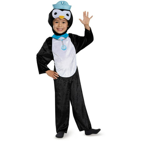 Octonauts Peso Penguin Classic Toddler Halloween Costume