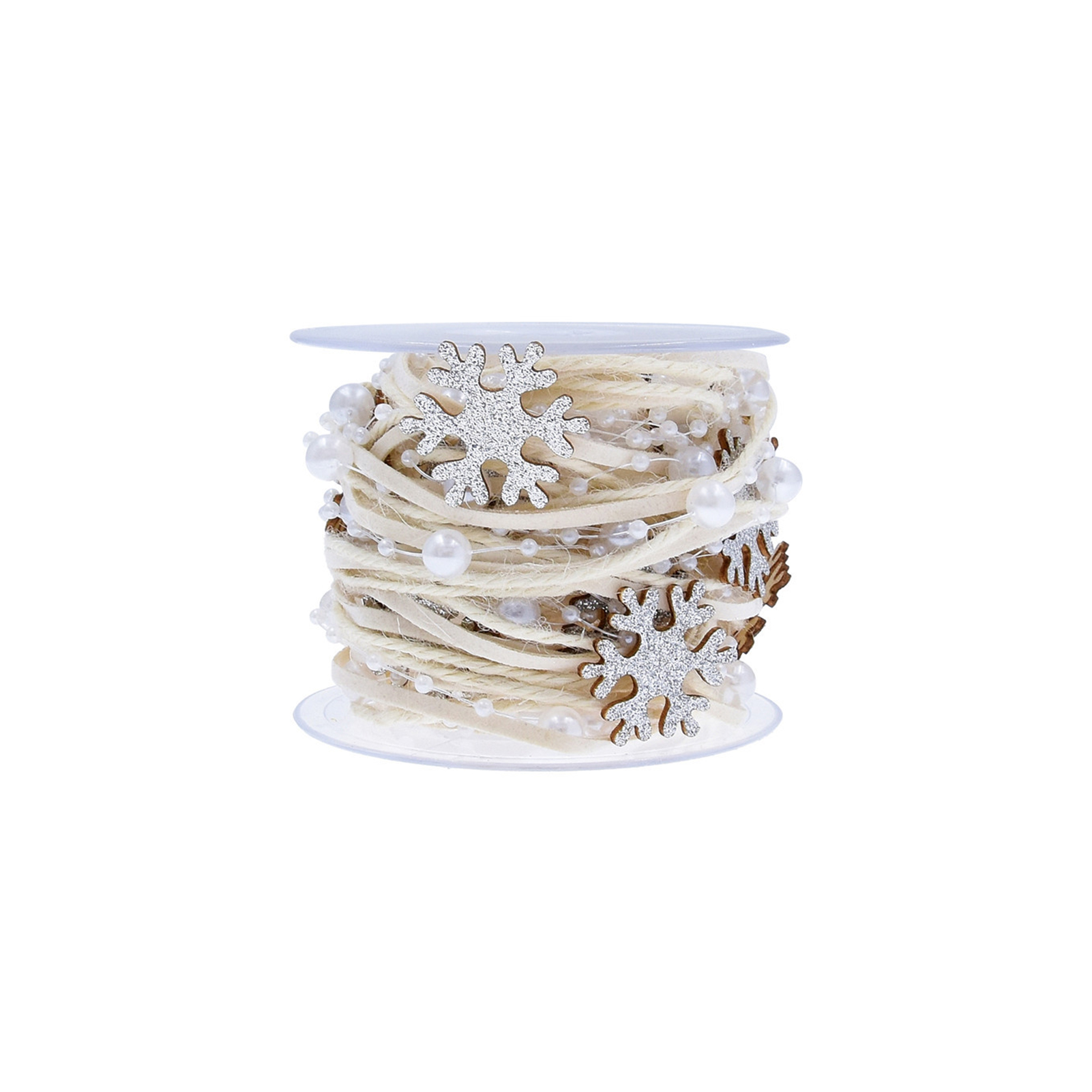 10cm White Pillar Candle with a 7cm Silver Glitter or Tree of Life Plate Free pp