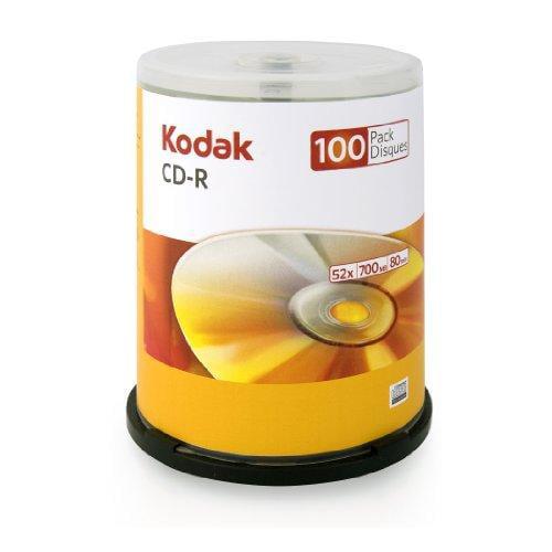 Kodak 20300 52x Write-once Cd-r