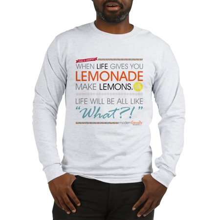 a4a937836 CafePress - CafePress - Modern Family Phil's-Osophy Le - Unisex Cotton Long  Sleeve T-Shirt - Walmart.com