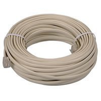 OEM 100 feet Telephone Phone Extension Cord Cable Line Wire