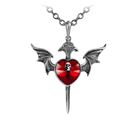 Alchemy Gothic P495 - Death Of A Vampire -Pendants