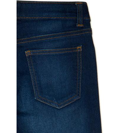 Wonder Nation Girls Skinny Jeans, Sizes 5 -18 & Plus