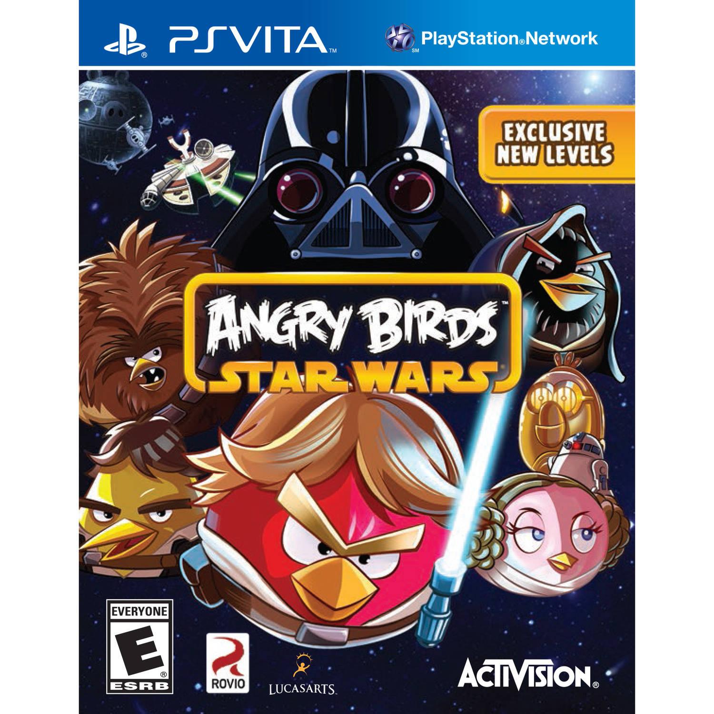 Angry Birds Star Wars (PSV)