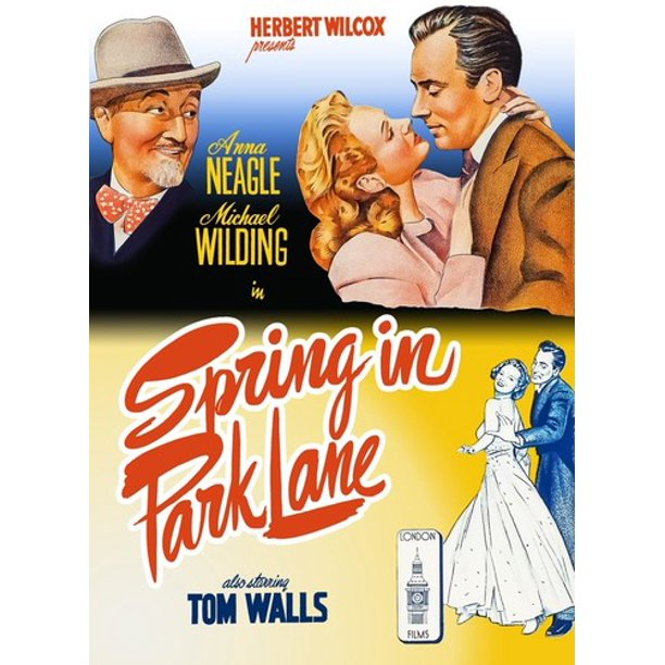 Spring in Park Lane (DVD)