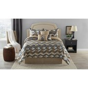Mainstays Monroe 7-Piece Comforter Set