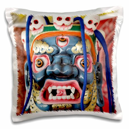 3dRose Folk Art Market, Santa Fe, New Mexico - US32 JMR0680 - Julien McRoberts - Pillow Case, 16 by 16-inch