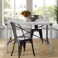 Manor Park Rustic Farmhouse Dining Table - Multiple Finishes