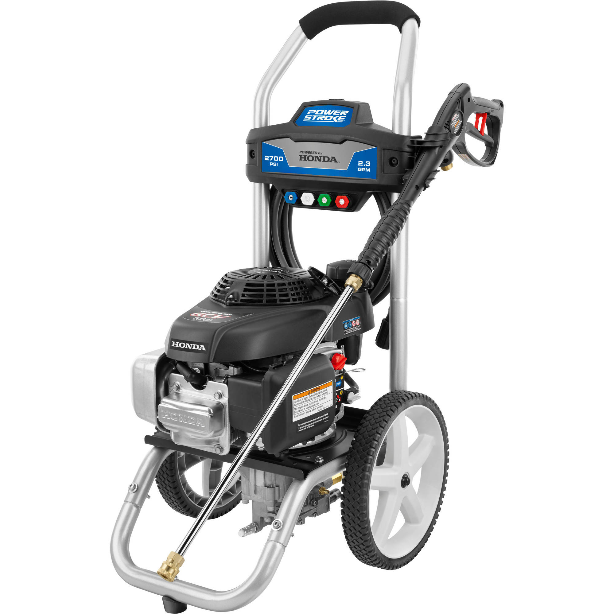 powerstroke pressure washer powerstroke 2700 psi gas pressure washer walmart 10648