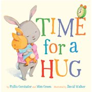 Time for a Hug (Board Book)