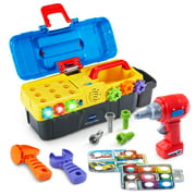 VTech Drill and Learn Toolbox With Working Drill and Tools