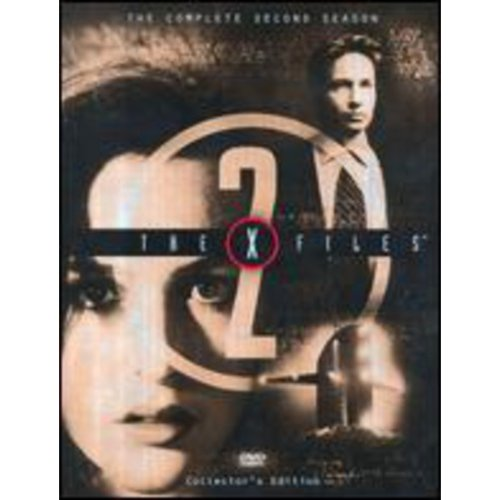 The X-Files The Complete Second Season by