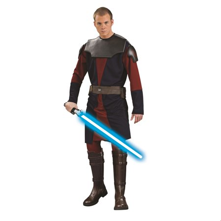 Star Wars Adult Anakin Skywalker Boots Halloween Costume Accessory](Anakin Skywalker Deluxe Costume)