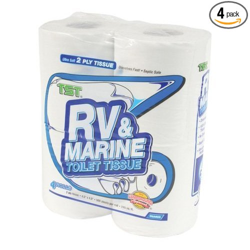 40274 RV 2-Ply Toilet Tissue - 4 Rolls, Ship from America