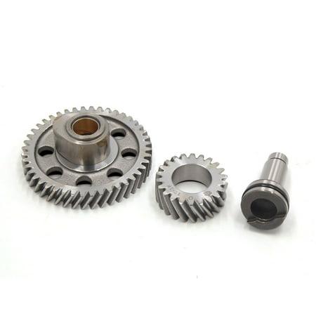 Metal Motorcycle Engine Motor Gear Intake Exhaus Cam Camshaft for CG125 - image 3 of 3