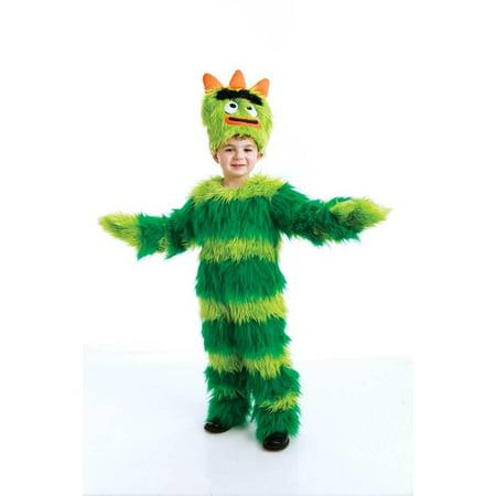Yo Gabba Gabba! Brobee Deluxe Costume Toddler 2T