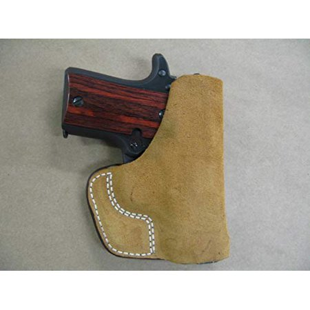 Azula Inside The Pocket Leather Concealment Holster for Sig Sauer Sigarms P238 P 238 .380 CCW