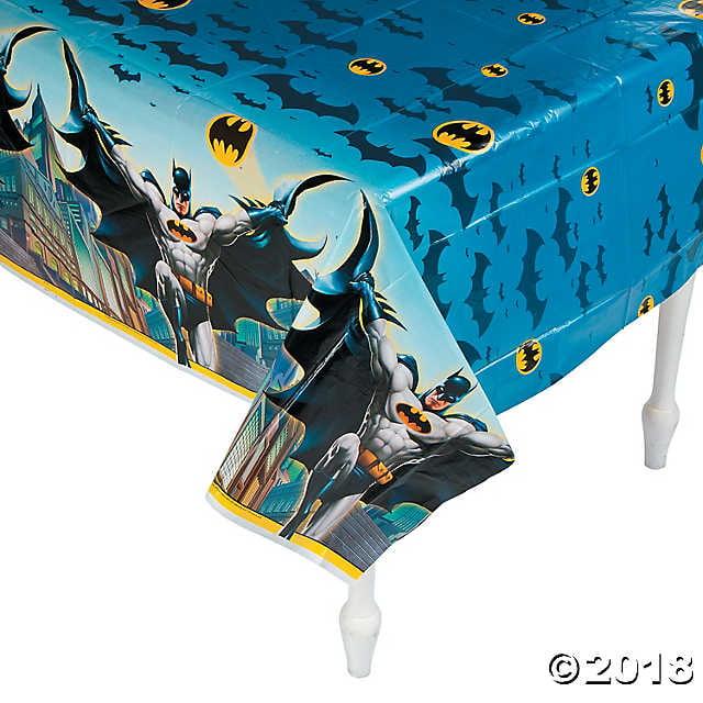Batman Plastic Tablecloth