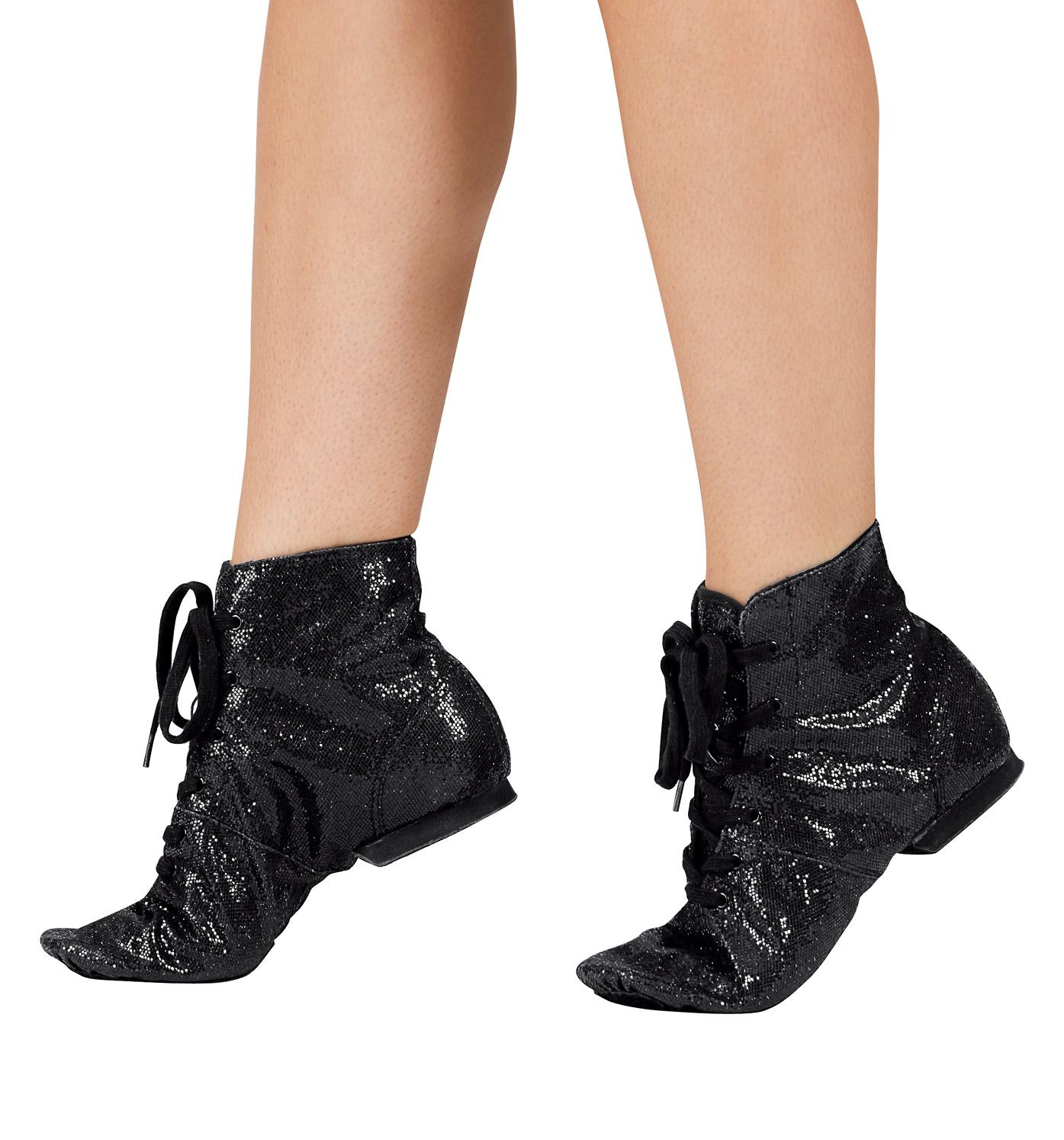Adult Glitter Jazz Boot