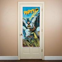 Batman Door Poster for Birthday - Party Supplies - Licensed Tableware - Misc Licensed Tableware - Birthday - 1 Piece