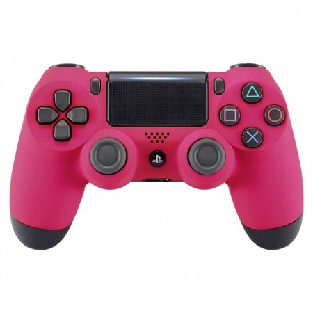 PS4 Dualshock Playstation 4 Wireless Controller Custom Soft Touch New Model
