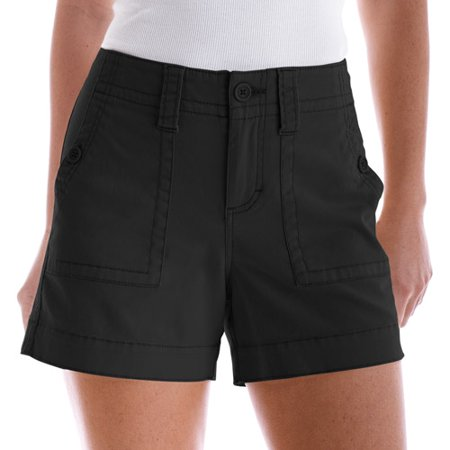 18684a9e82 Faded Glory - Women's Basic Twill Shorts