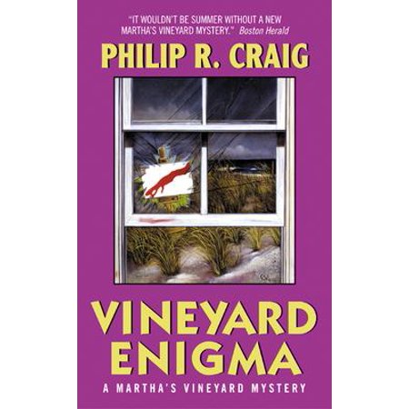 Vineyard Enigma : A Martha's Vineyard Mystery](Halloween Martha's Vineyard)
