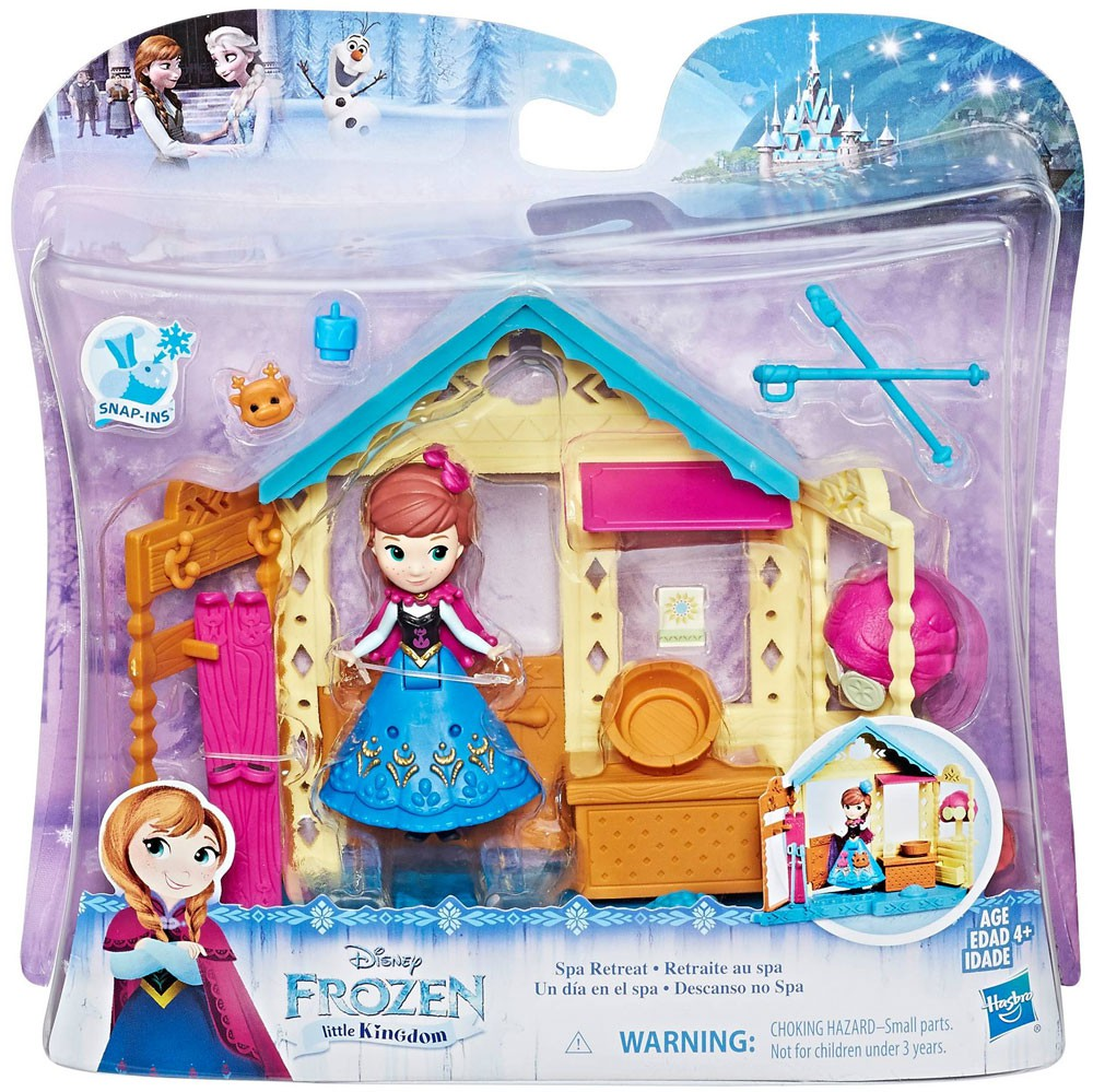 FRZ SD ANNA SPA RETREAT PLAYSET