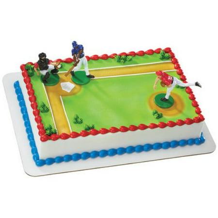 Baseball Set Cake Topper (Baseball Cake Toppers)